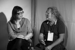 Conversa com Jorge Fraga, moderada por Sandra Rodrigues | Fotografia: Jorge Paulo