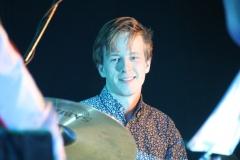 Karl-Henrik Ousbaäck, Filipe Raposo Quartet | Fotografia: Jorge Paulo